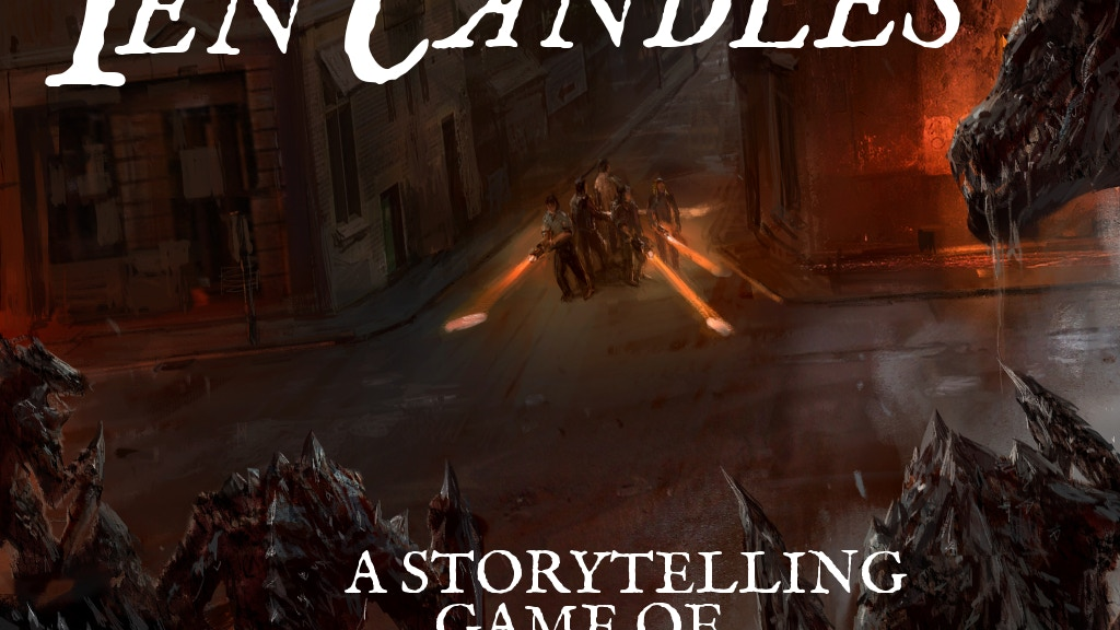 Ten Candles - A Tragic Horror Storytelling Game project video thumbnail