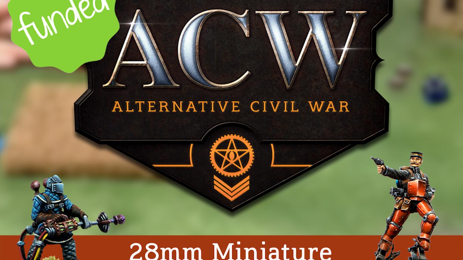 Alternative Civil War: 1861 - A Blackpowder & Spell Uchronia