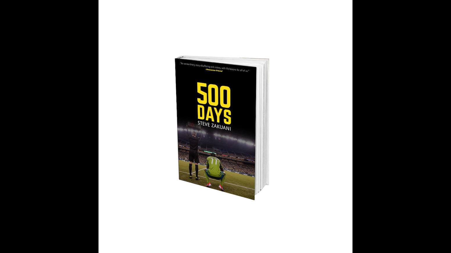500 Days  Steve Zakuani