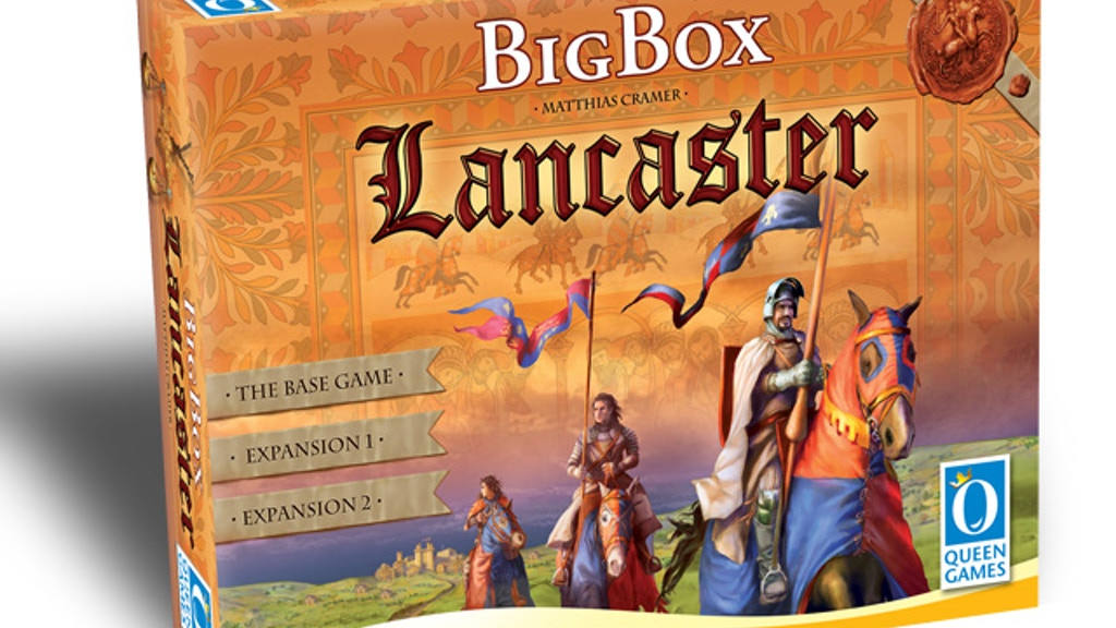 Lancaster Big Box project video thumbnail