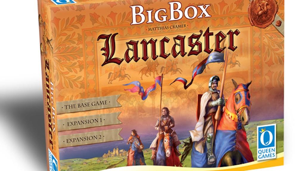 Lancaster Big Box project video thumbnail