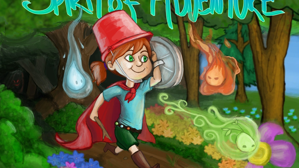 Spirit of Adventure mobile game project video thumbnail