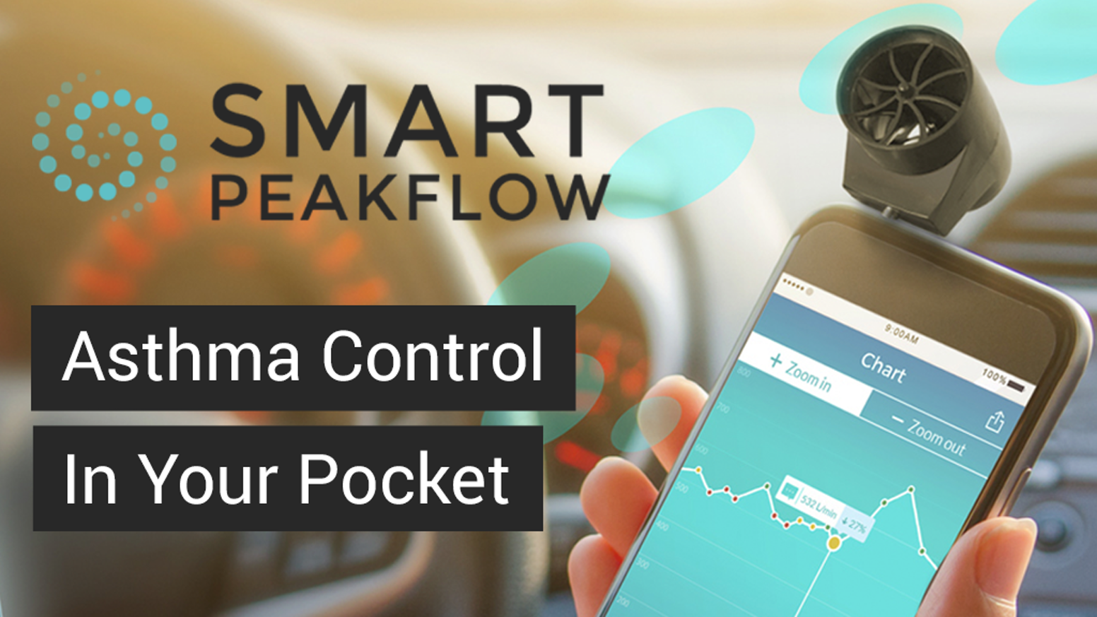 Smart peak flow asthma control in your pocket by smart smart peak flow asthma control in your pocket by smart respiratory products ltd kickstarter nvjuhfo Choice Image