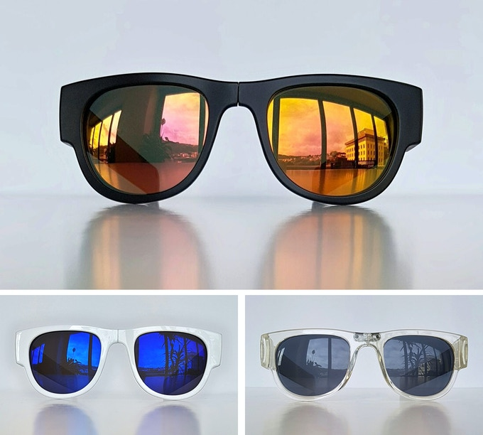 4791d3b988a SlapSee Pro - Wrist Slapping Sunglasses That Never Fall Off by ...