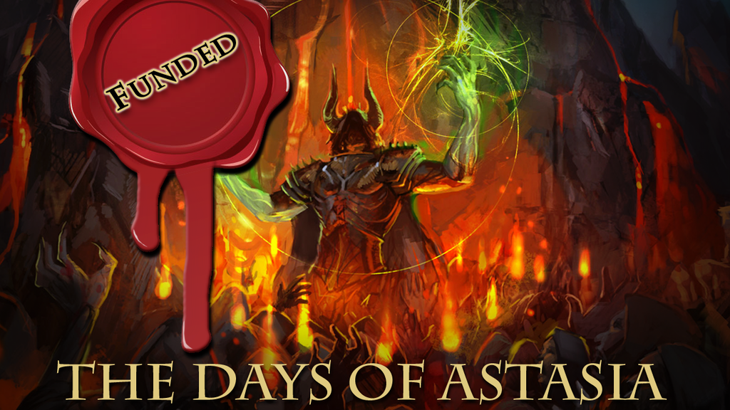 "Lorenguard's ""The Days of Astasia"" Trilogy project video thumbnail"
