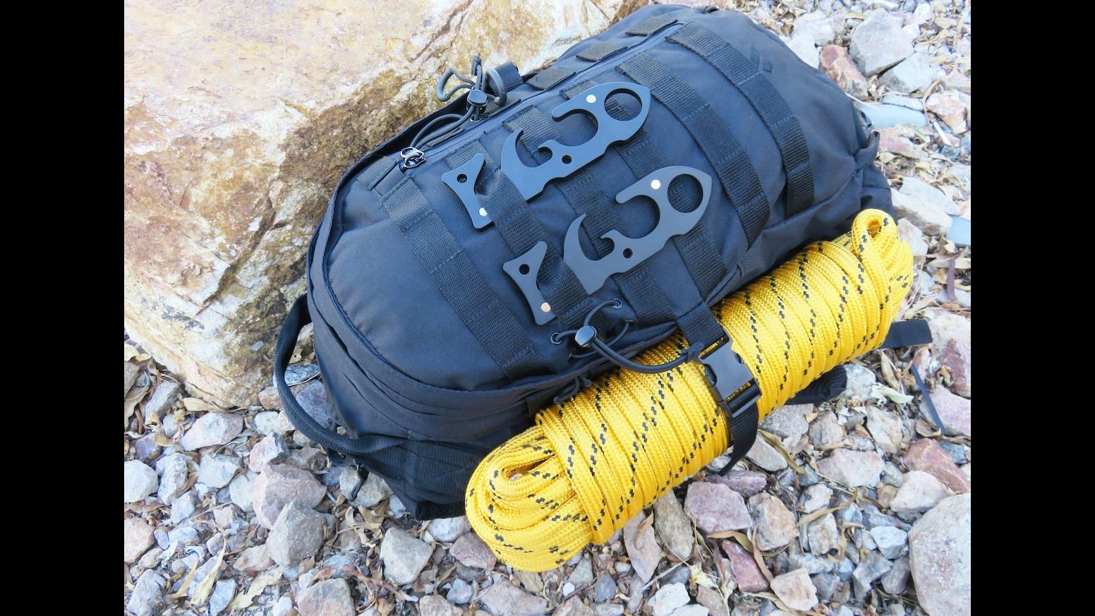 Diesel fish ultimate rope tie by brent garcia kickstarter for African rope fish