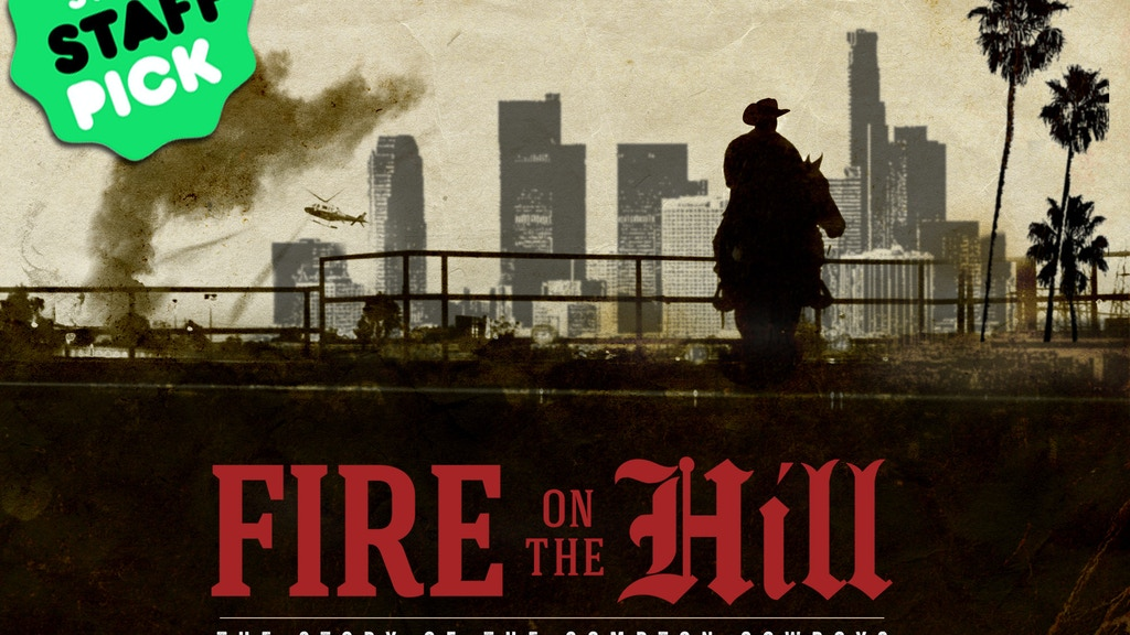 """Fire on the Hill: The Story of the Compton Cowboys"" project video thumbnail"