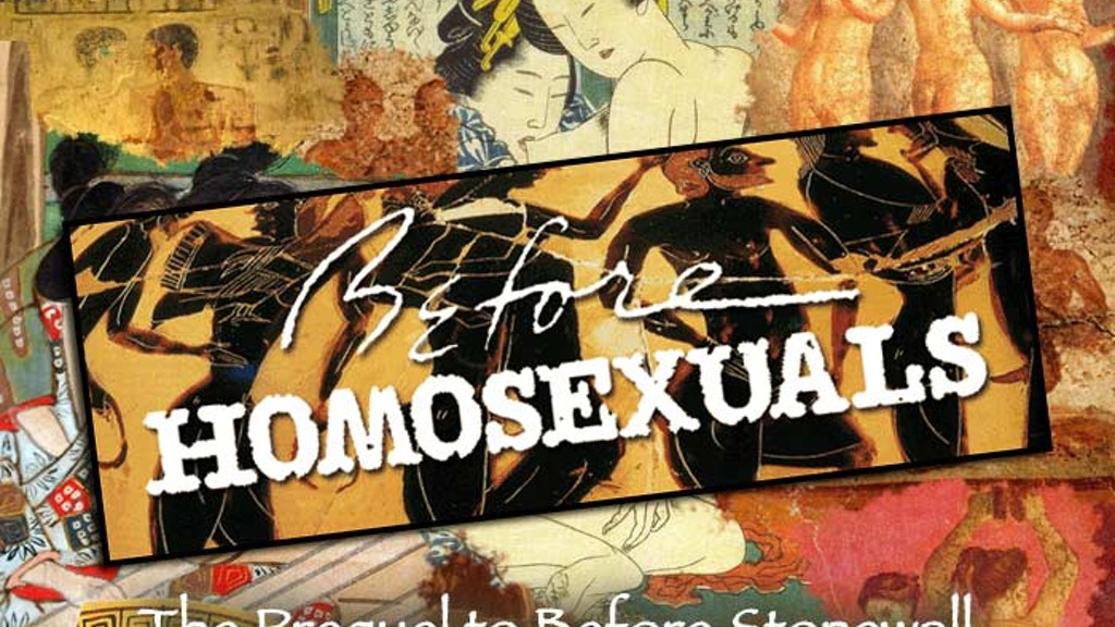 Before Homosexuals: The Prequel to Before Stonewall project video thumbnail