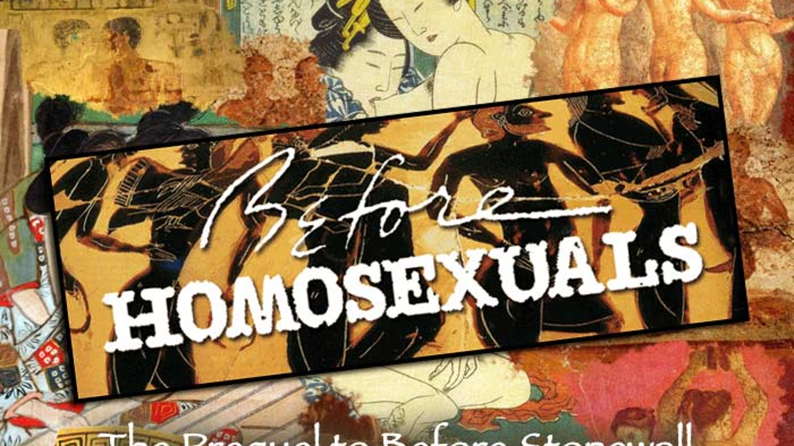 A feature-length documentary on same-sex history from ancient Egypt to 1900 AD, featuring rediscovered works of art and poetry. Released to the public on June 11, 2019. Click on the link below to watch the film!