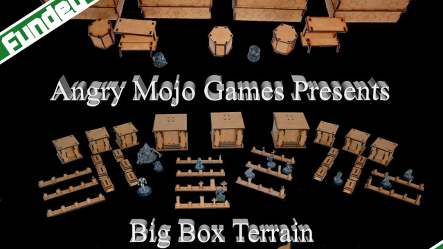 Big Box Terrain Angry Mojo Games And Terrain Lasercraft