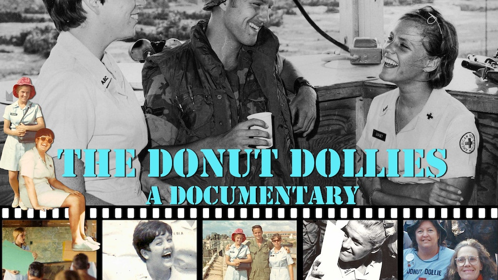 The Donut Dollies Documentary project video thumbnail