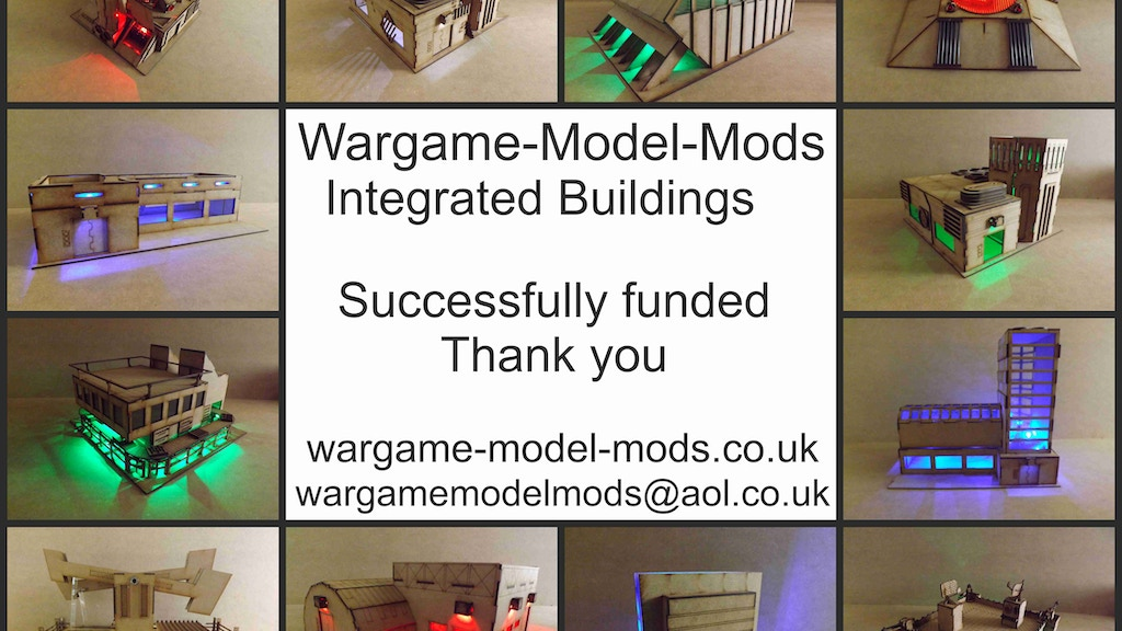 Integrated Wargame Buildings project video thumbnail