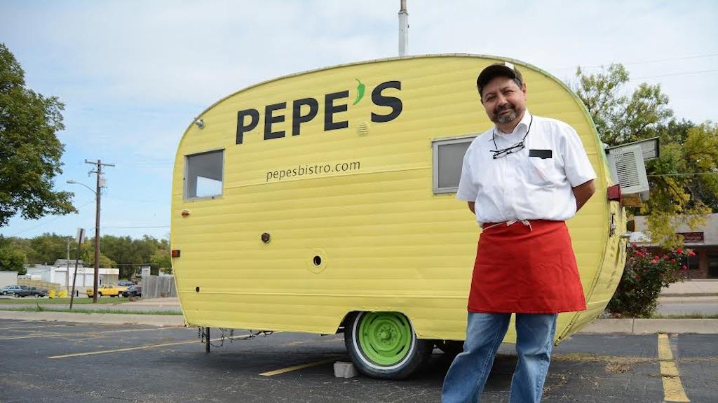 Solar Powered Vegan Vegetarian Food Truck By Pepito