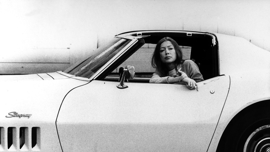 The Joan Didion Documentary project video thumbnail