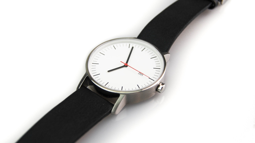 ASTONCAIN: The Most Beautiful Minimalist Watch EVER! project video thumbnail