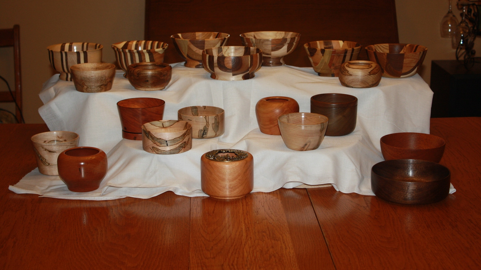 Curt Cobler Wooden Bowls Wood Turnings Limited Editions By Curt