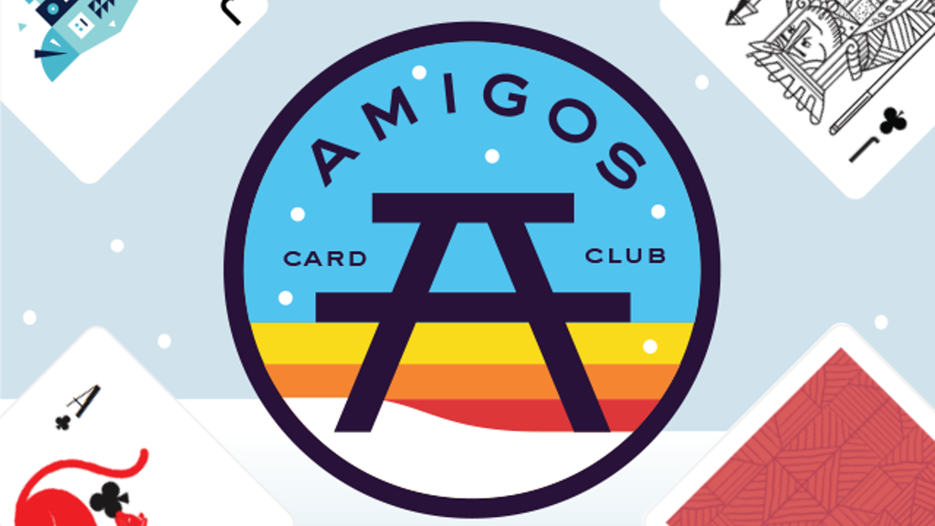 Amigos Playing Cards project video thumbnail