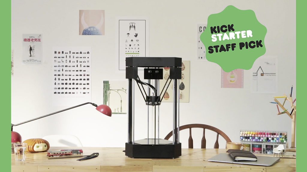 Flux All In One 3d Printer Unlimited Elegant Simple
