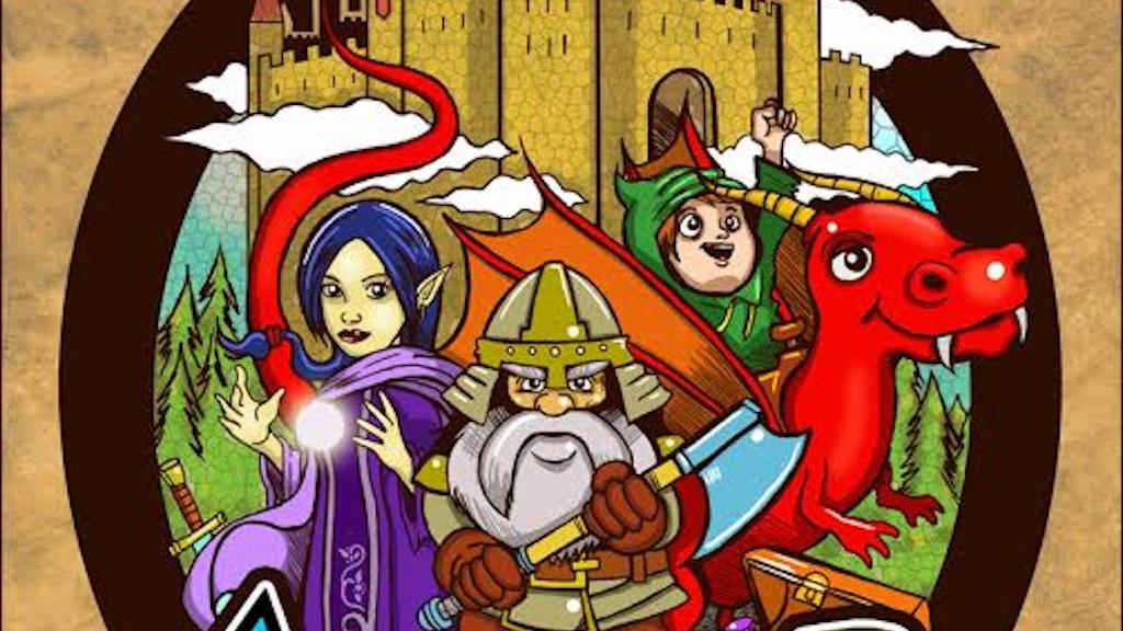 Atlas Kings Tabletop RPG project video thumbnail