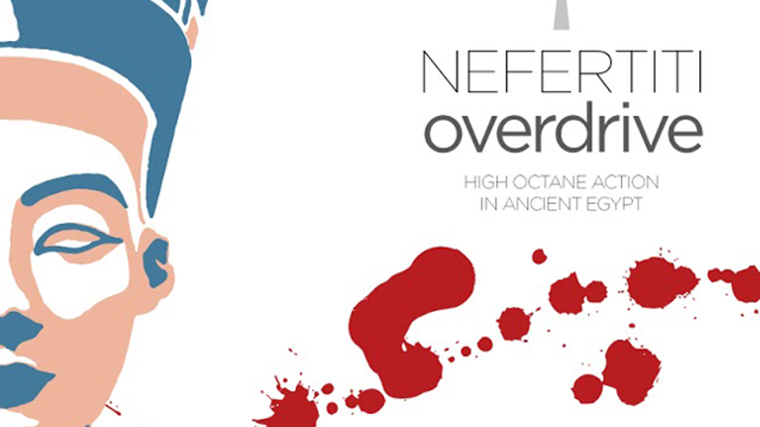 A tabletop, pen & paper RPG, Nefertiti Overdrive is mash-up of legendary Ancient Egypt and high octane, cinematic action.