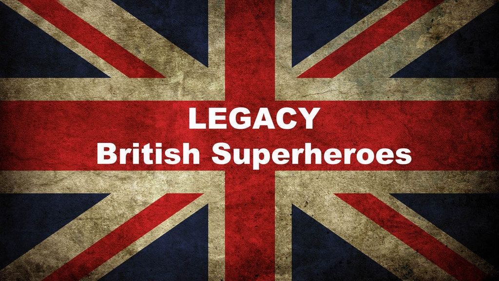 Legacy, Superhero role playing in the United Kingdom, project video thumbnail