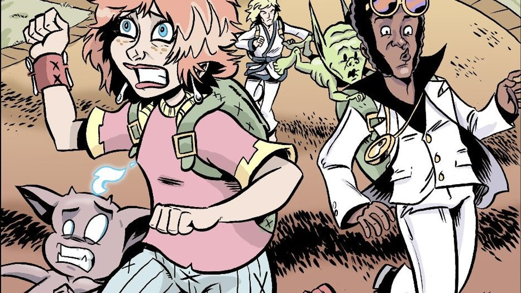 Kingdom of Loathing: The Trade Paperback! project video thumbnail