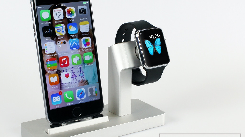 PREMIUM ONE-First All-in One Dock for Apple Watch & iPhone project video thumbnail