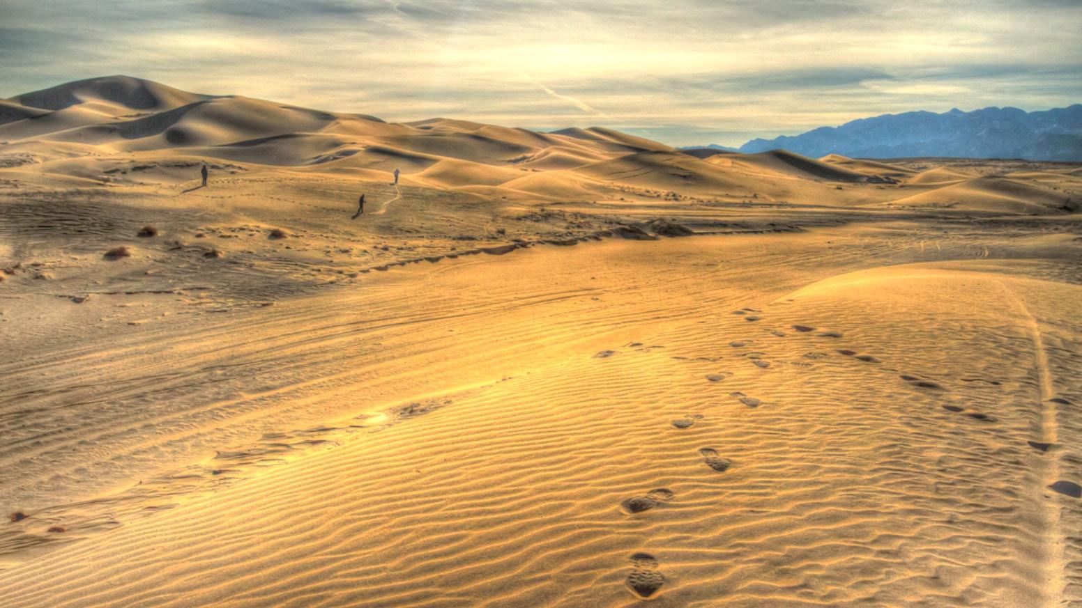 The Gobi Desert, Best Served Cold by Chris T. Hodgson ...