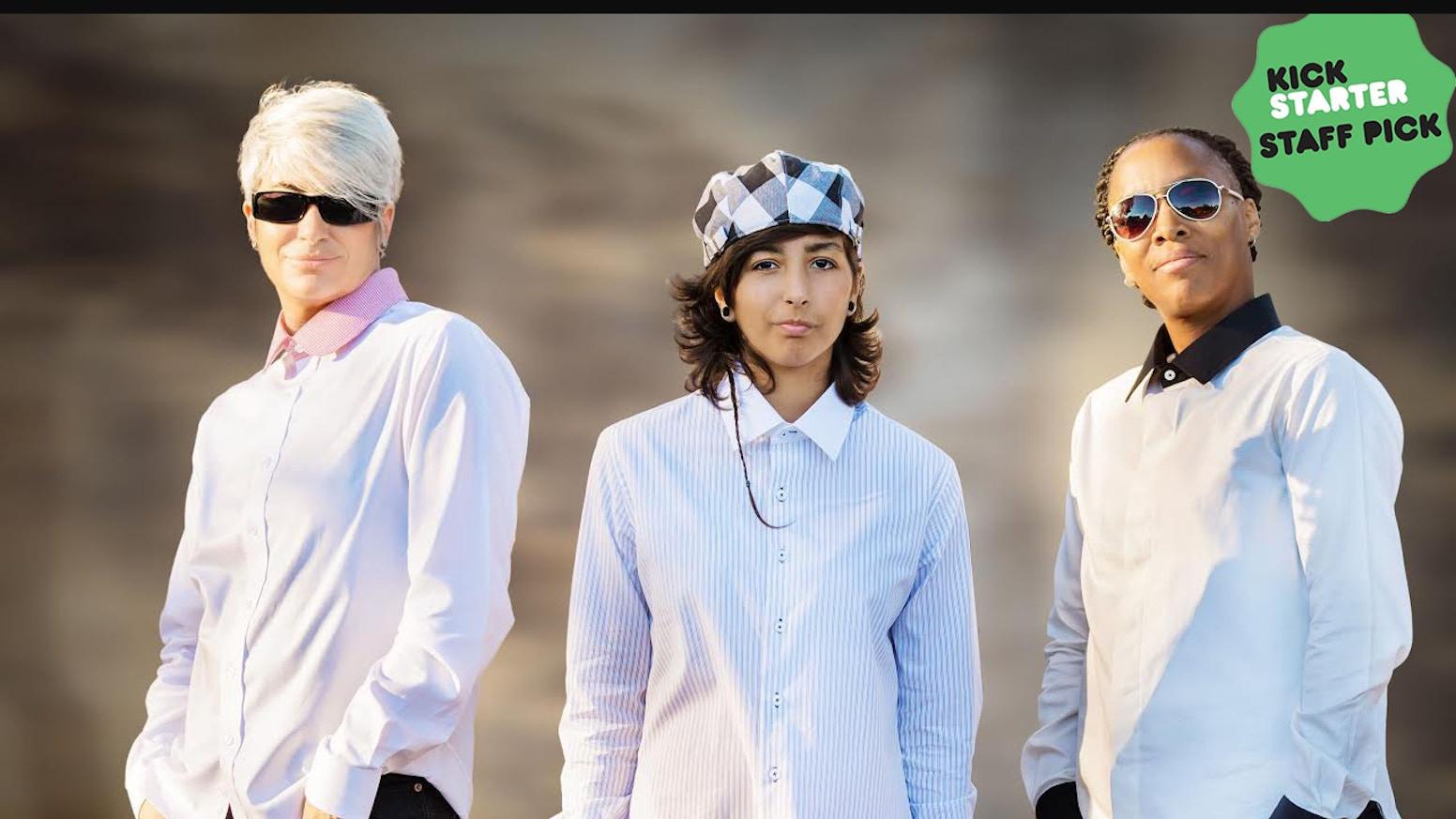Hautebutch Handsome Fashion:Butch,Androgynous Women,Transmen by