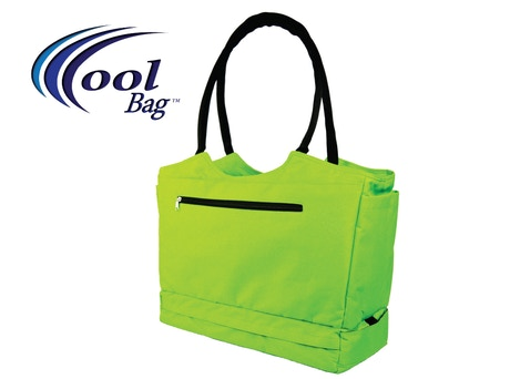 Stay Cool In Life With This Revolutionary Locking Travel And Beach Tote A