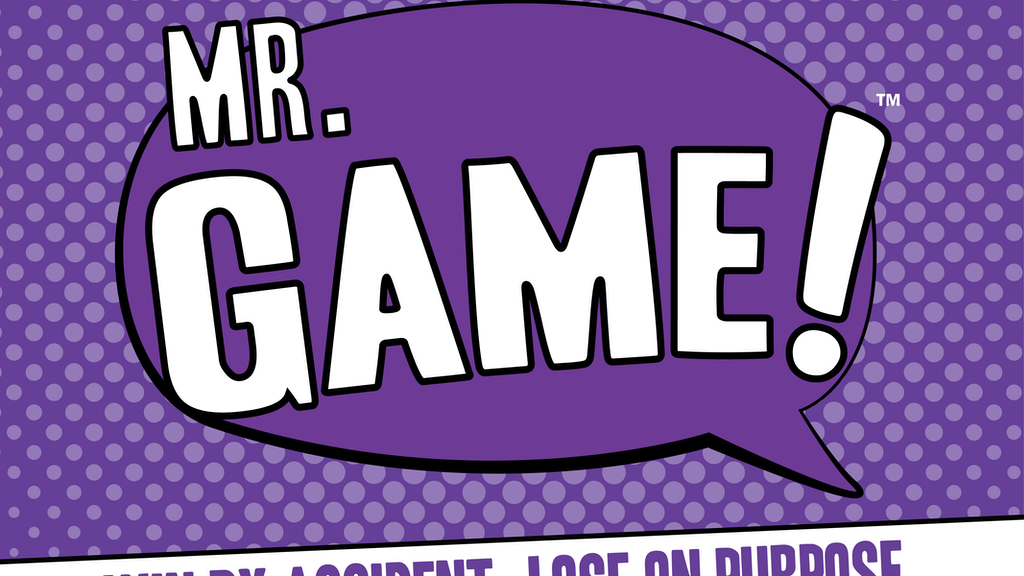 Mr. Game! - The Chaotic Party Game project video thumbnail