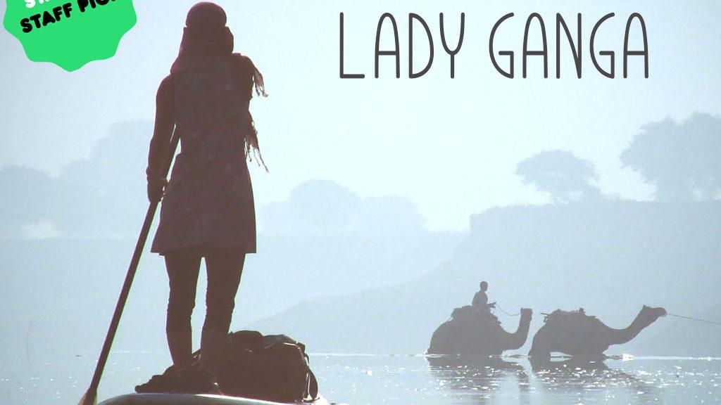 Lady Ganga project video thumbnail