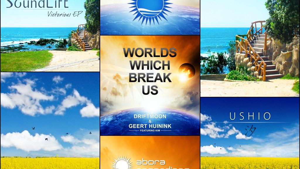 Andy Blueman CD + Vinyls for SoundLift/Driftmoon/New World project video thumbnail