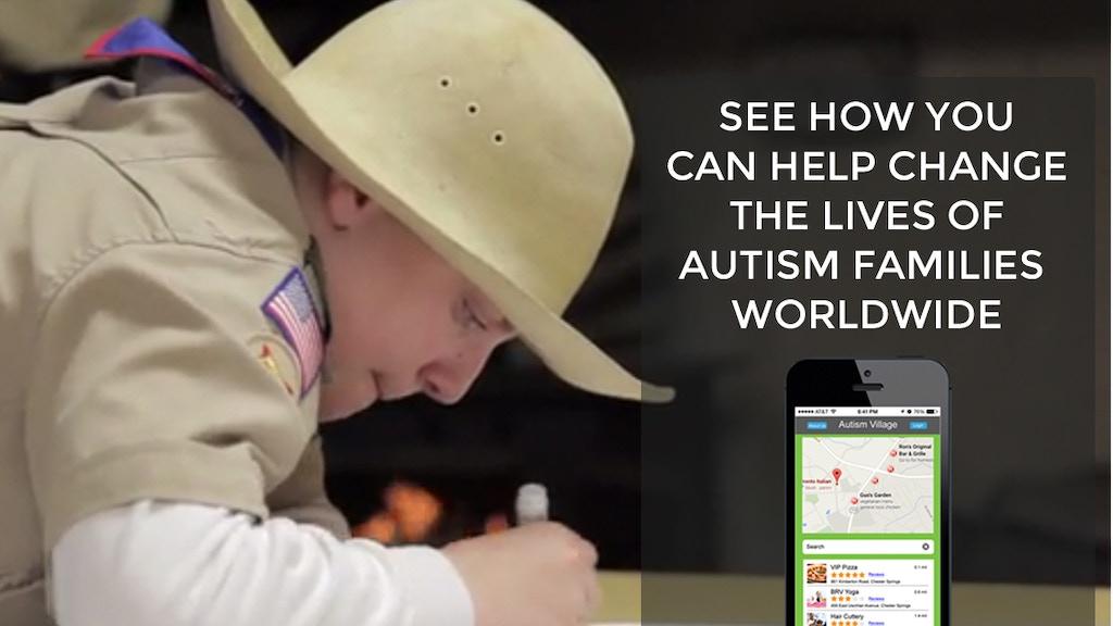 Autism Village | Easily Find Autism Friendly Places project video thumbnail