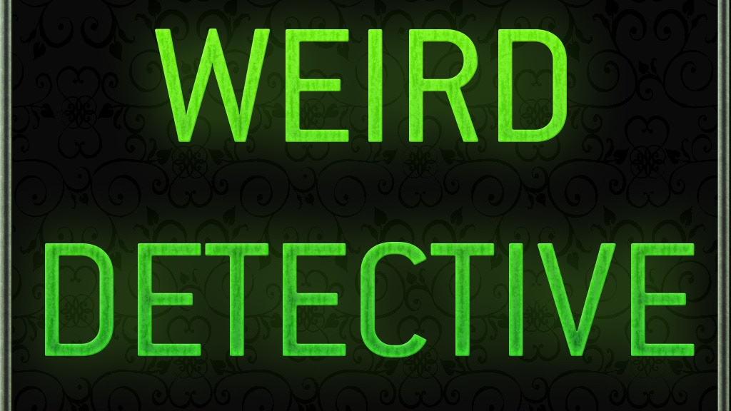Weird Detective project video thumbnail