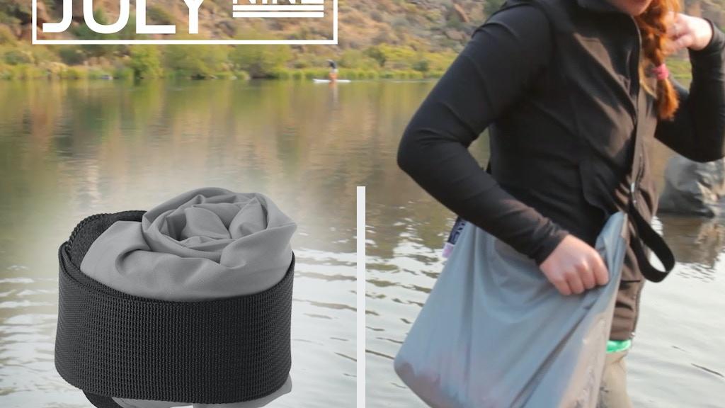 Sequel July Nine Reusable Bag project video thumbnail