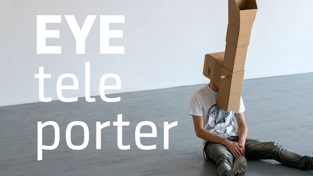 EYEteleporter project video thumbnail