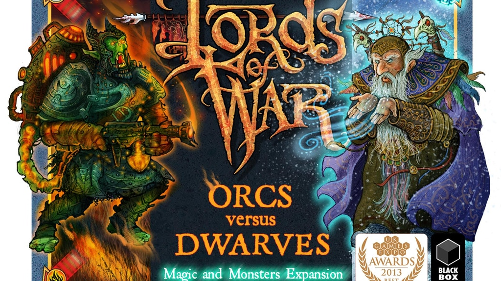 Lords of War: Magic and Monsters project video thumbnail