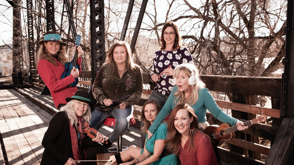 The Gurley Girls Make a Studio Album: Workin' for a Livin'! project video thumbnail