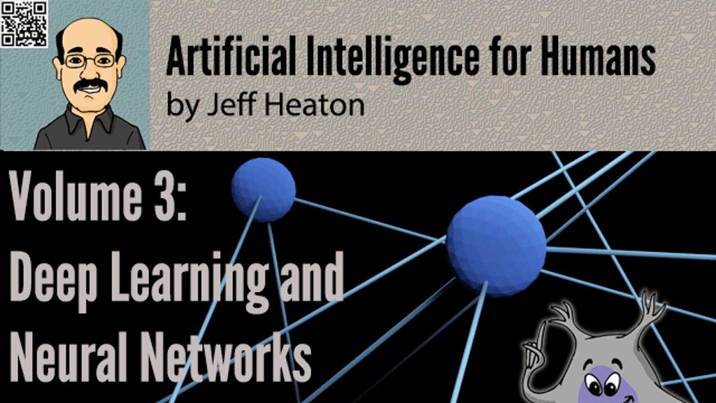 Artificial Intelligence for Humans, Vol 3: Deep Learning/NN project video thumbnail