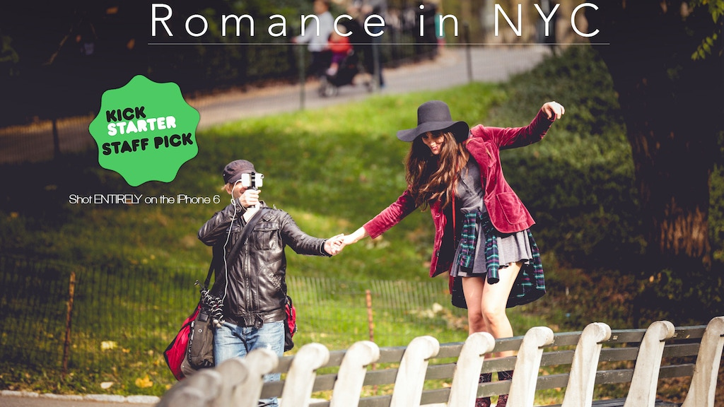 Romance in NYC - Shot ENTIRELY on the iPhone project video thumbnail