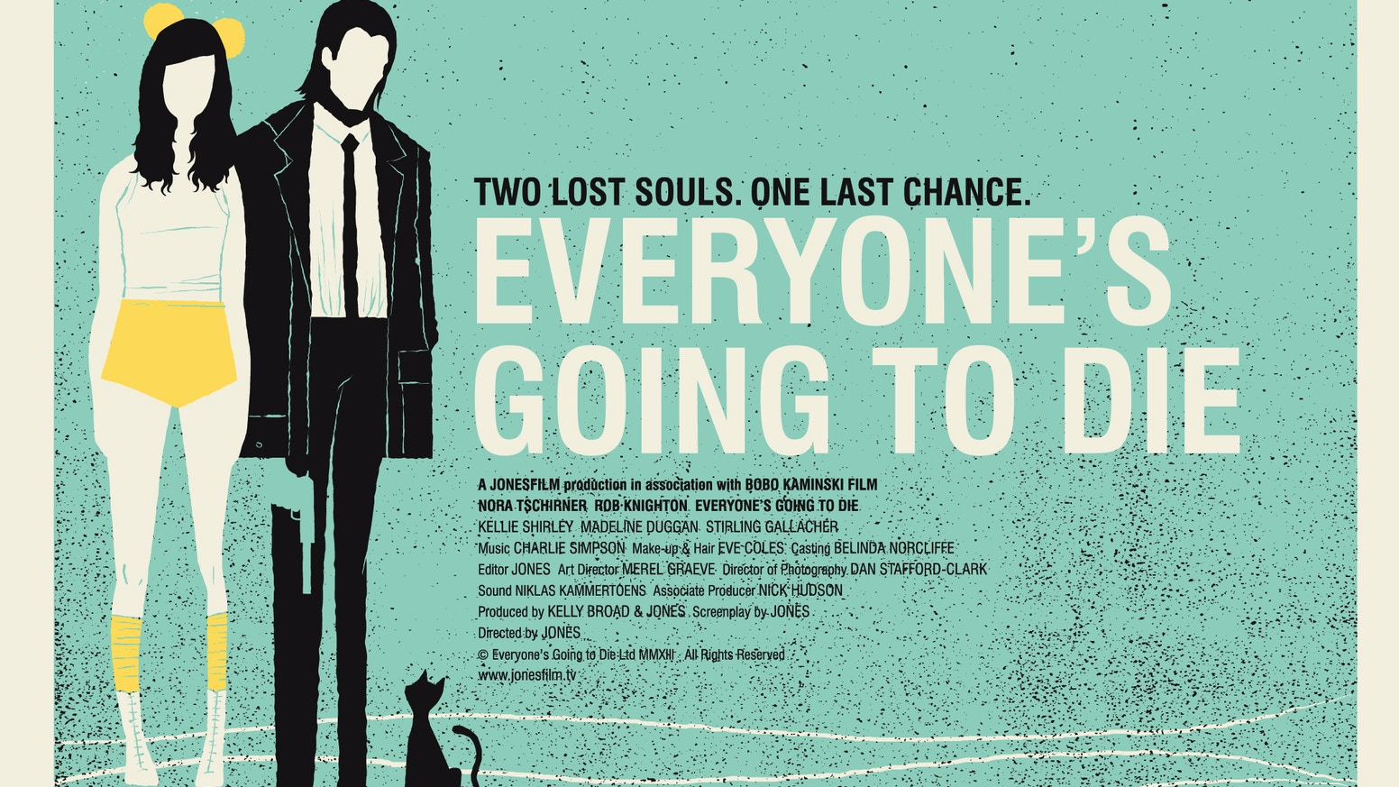 Everyone's Going To Die: Be A Movie Distributor  by Jones