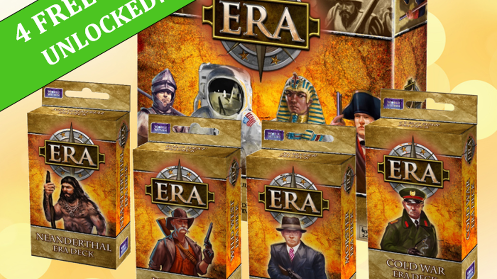Era: A 30-Minute Civilization Card Game project video thumbnail