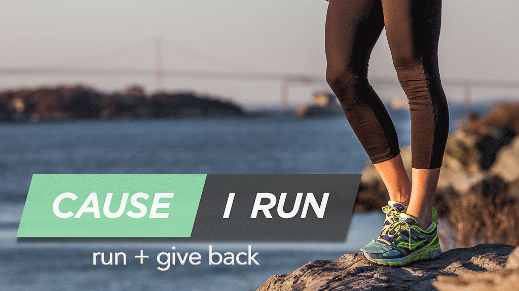 Cause I Run: Sustainable activewear that gives back project video thumbnail
