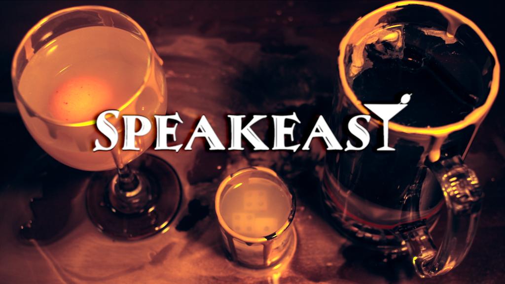 Speakeasy project video thumbnail