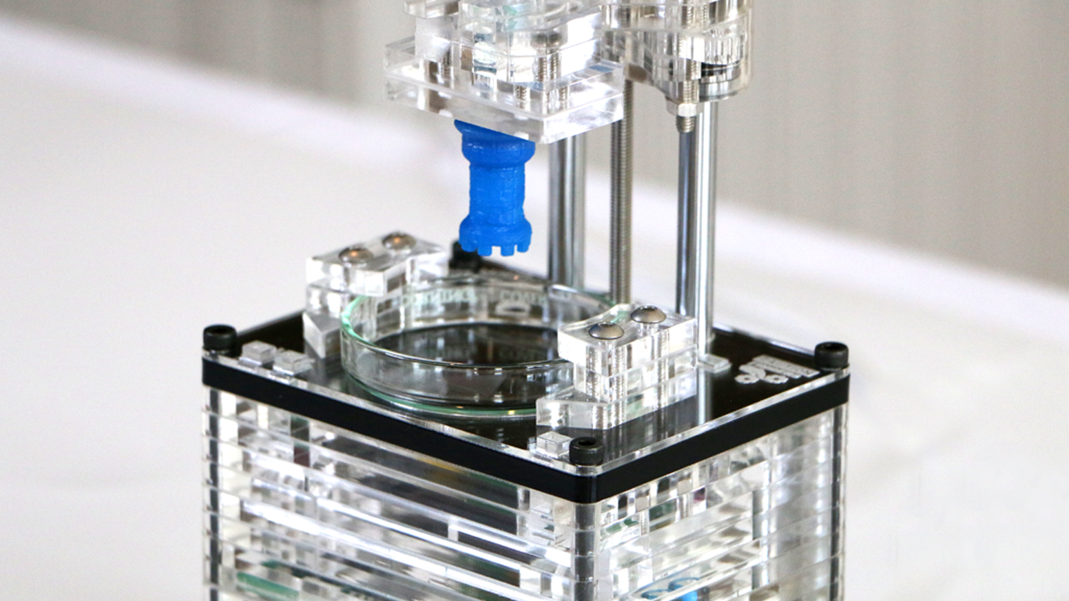 Created with the home based user in mind, the iBox Nano is the worlds smallest, most affordable 3D Resin Printer.
