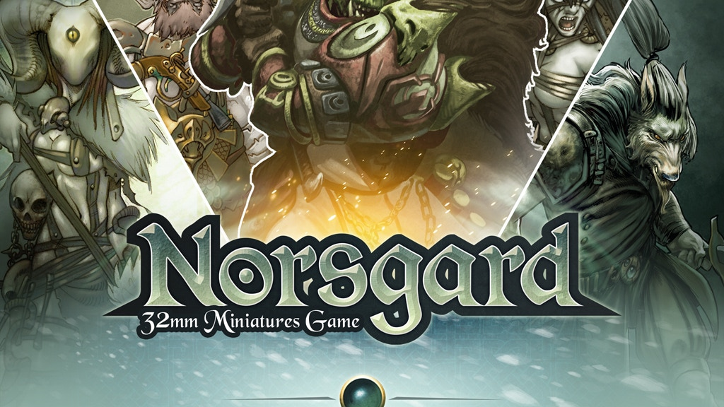 Norsgard Miniature Game project video thumbnail