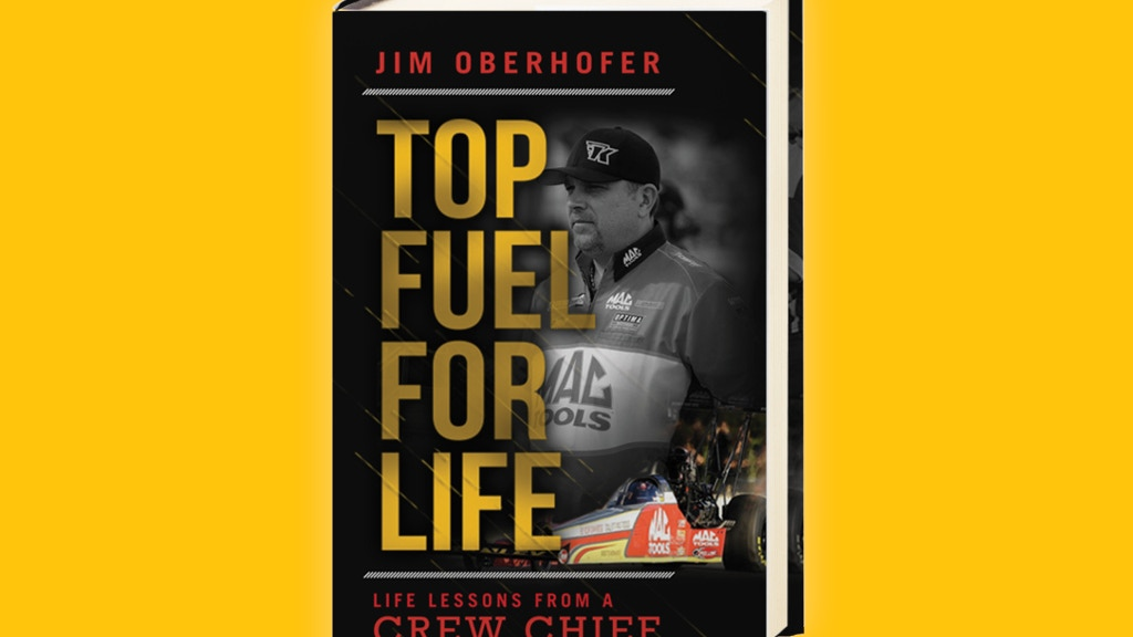 TOP FUEL FOR LIFE - Life Lessons from a Crew Chief project video thumbnail