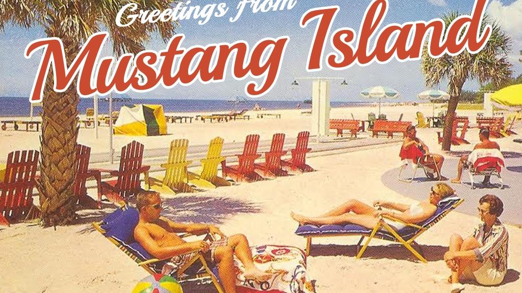 MUSTANG ISLAND project video thumbnail