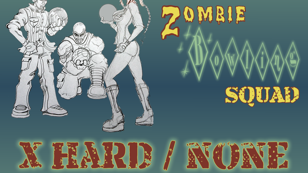 Project image for Zombie Bowling Squad